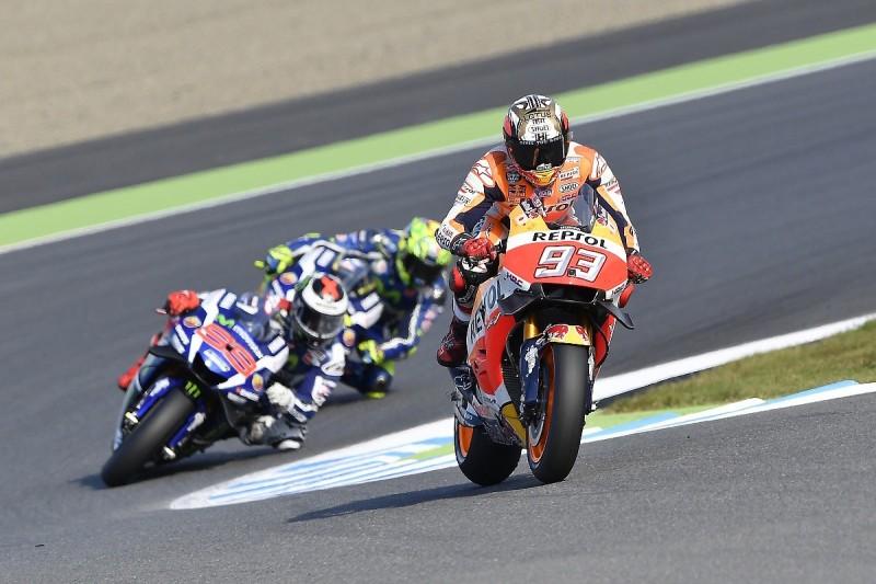 Unpredictable MotoGP season vindicates control ECU - Honda, Yamaha