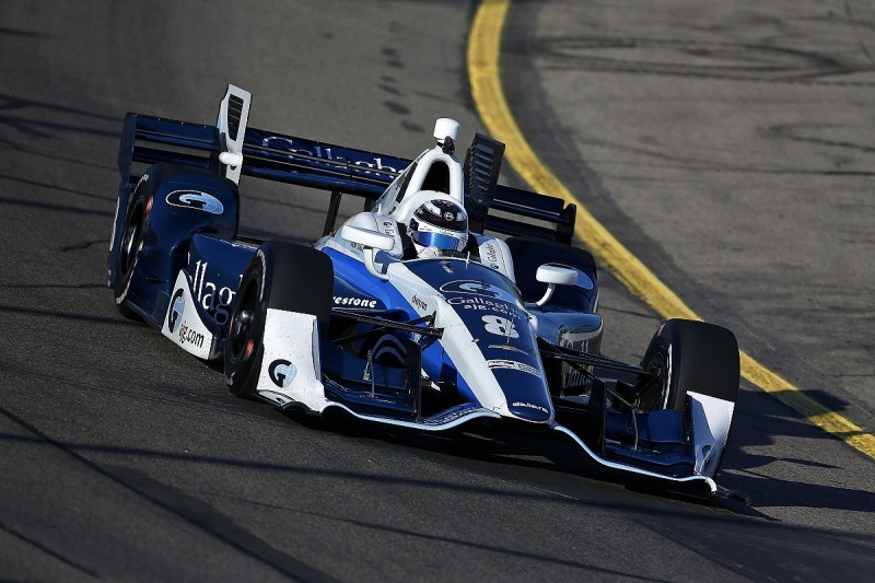 Ex-Formula 1 driver Max Chilton still has lots to learn about ovals