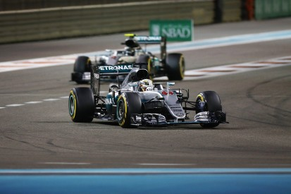How Mercedes managed Rosberg's and Hamilton's Formula 1 battle