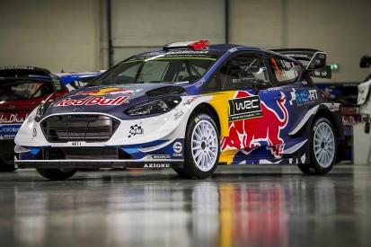 M-Sport reveals first look at Sebastien Ogier's 2017 WRC livery