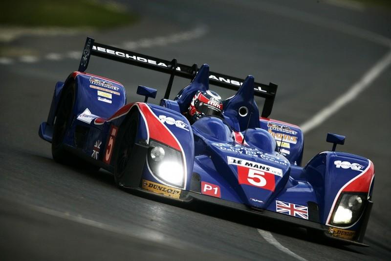 Ginetta plans to build LMP1 car for World Endurance Championship