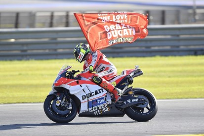 Ducati: Difficult to split with Andrea Iannone for 2017 MotoGP