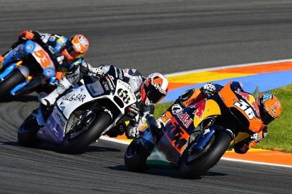 KTM's Valencia MotoGP racing debut felt like 'a mountain'