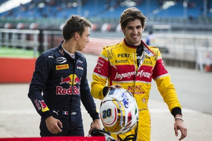 Champion Gasly says he helped team-mate Giovinazzi in GP2 title fight