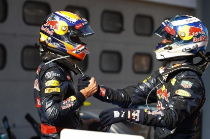 Daniel Ricciardo like an older brother to Max Verstappen - Horner