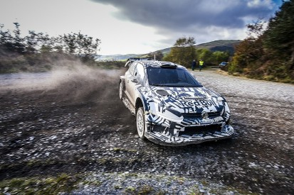 VW 2017 WRC Polo was more conservative than rivals' cars