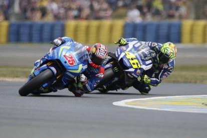 MotoGP's 2017 rider market based on 2015 form, says Suzuki boss