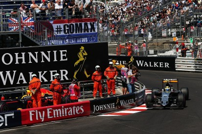 Force India F1 team secures Johnnie Walker deal for 2017