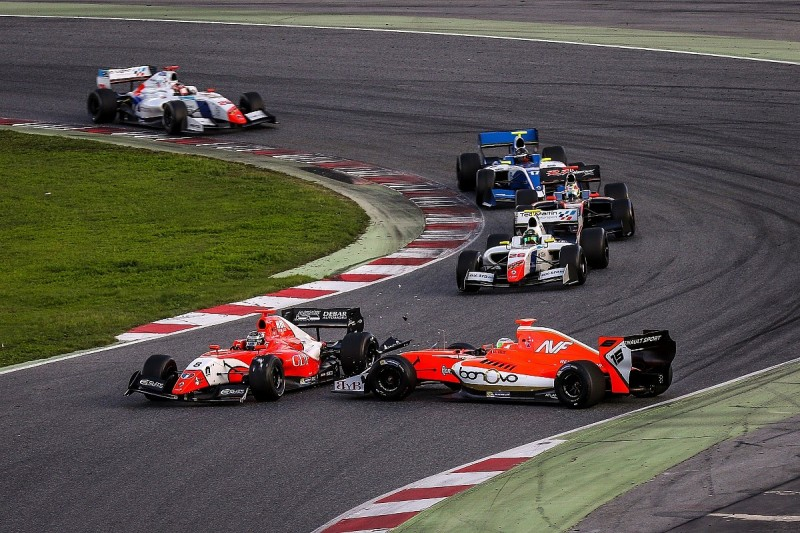 FIA urged to bring Formula 1 feeder series together for cost talks