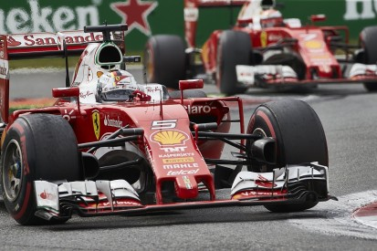 Ferrari F1 team opted against a move for Mercedes' Paddy Lowe