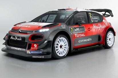 Citroen 2017 C3 WRC challenger launched in Abu Dhabi