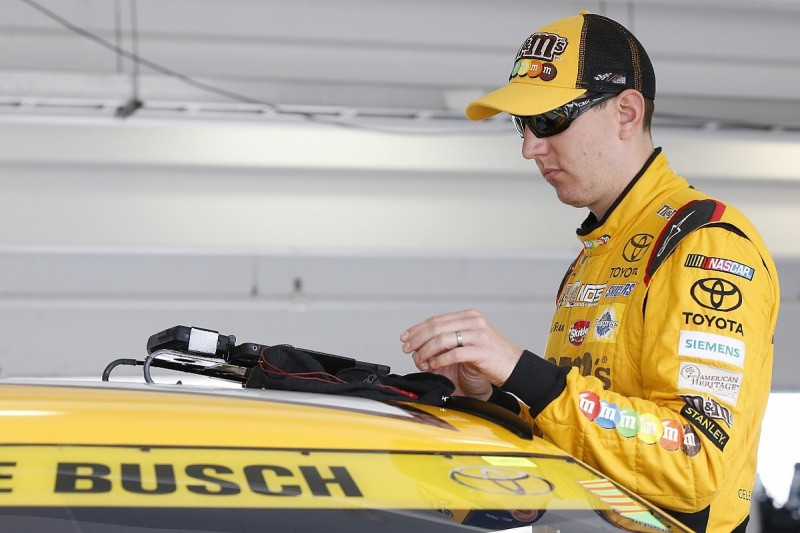 NASCAR star Kyle Busch joins 2017 Race of Champions line-up