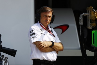 McLaren CEO Jost Capito set to leave the Formula 1 team