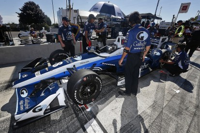 Ganassi continuity 'hugely important' for Max Chilton in IndyCar