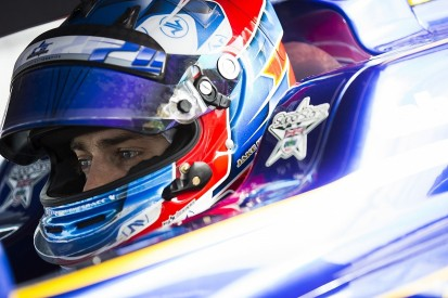 Jake Hughes swaps from GP3 to European F3 with Hitech for 2017