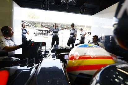 Current McLaren-Honda best team of my F1 career, Alonso believes