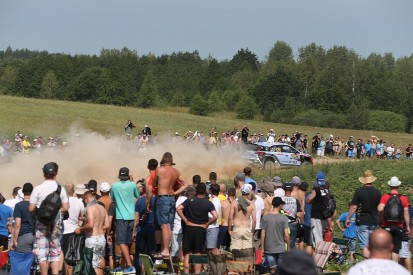 WRC drivers want Rally Poland safety improvements for 2017