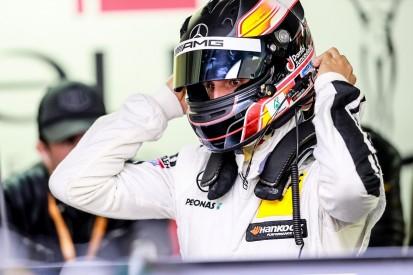Mercedes DTM driver Daniel Juncadella eyes Formula E chance