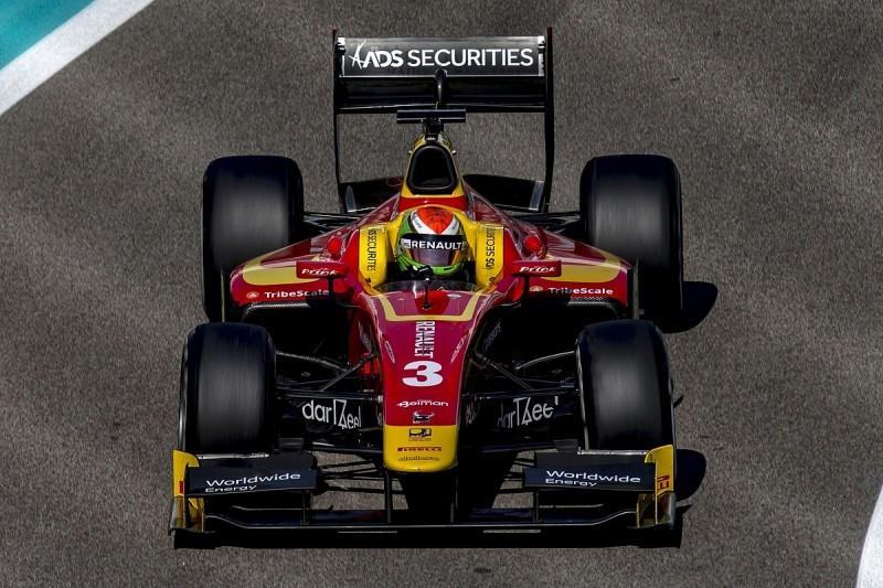 Louis Deletraz makes 2017 GP2 move with Racing Engineering