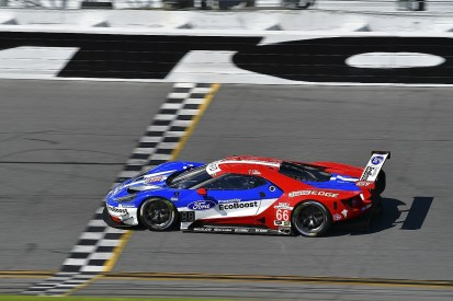 Ford to run four GTs in 2017 Daytona 24 Hours