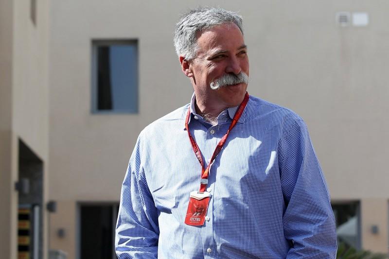 Liberty Media raises $1.55billion towards F1 takeover