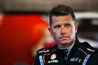 Garth Tander rejoins Garry Rogers Motorsport Supercars team