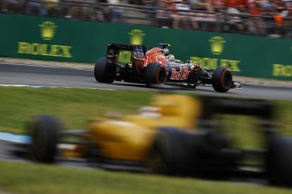 Renault F1 interest validates my form, Toro Rosso's Sainz believes