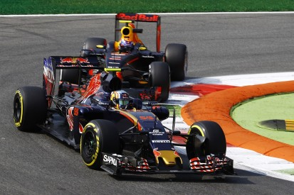 Red Bull's F1 switch of Verstappen and Kvyat 'difficult' for Sainz