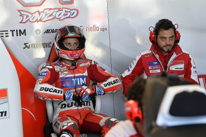 Andrea Dovizioso relishing Jorge Lorenzo MotoGP Ducati challenge