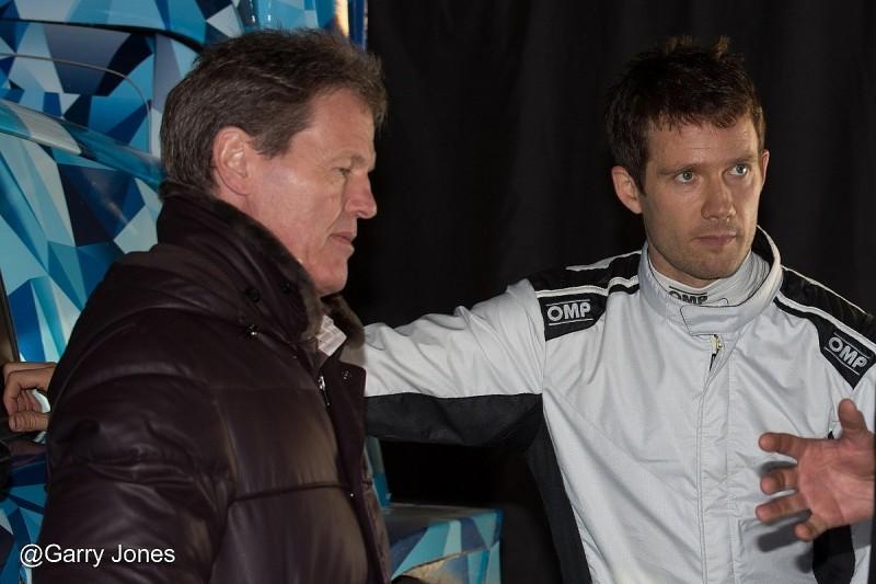 Sebastien Ogier signs with M-Sport WRC team for 2017