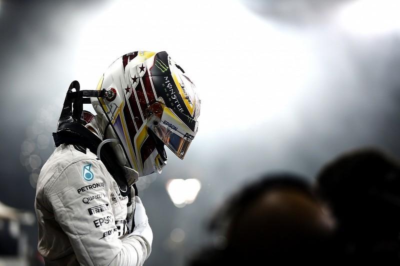 Mercedes' Lewis Hamilton 'drove with more heart' in 2016 F1 season