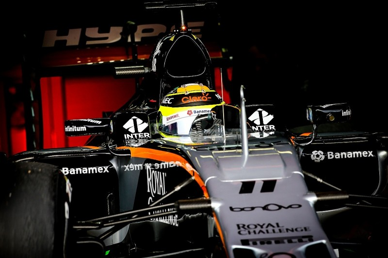 F1 2017: Testing new cars will 'destroy' drivers, Perez predicts