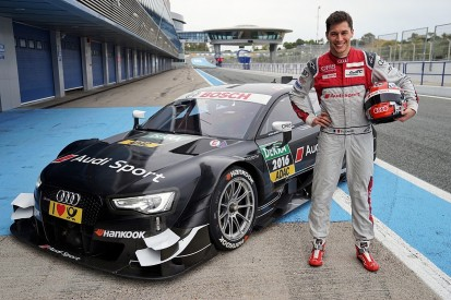 Le Mans winner Duval moves from LMP1 to DTM with Audi in 2017