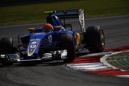 Sauber form shows I deserve F1 seat, Felipe Nasr believes