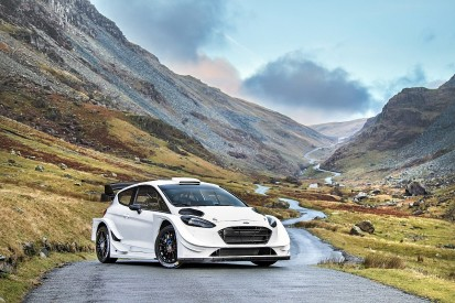 M-Sport unveils all-new 2017 Ford Fiesta WRC