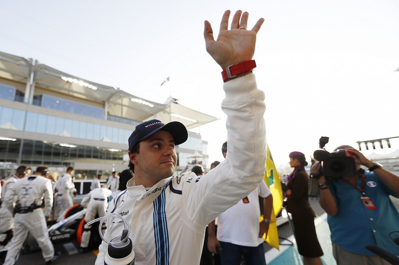 Now-retired Williams F1 driver Massa eyes full-time racing in 2017