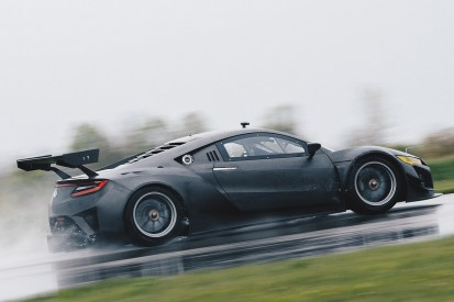 Hunter-Reay and Rahal enter 2017 Daytona 24 Hours with Acura