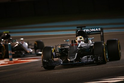Mercedes F1 team regrets Abu Dhabi radio instructions to Hamilton