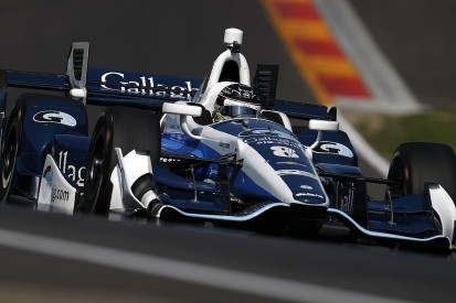 Max Chilton re-signs with Chip Ganassi Racing IndyCar team for 2017