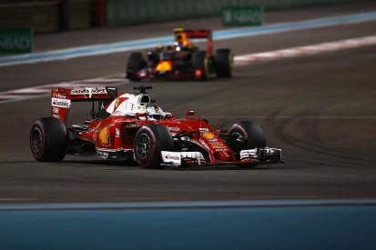 Vettel: Ferrari should've beaten Red Bull to second in F1 2016