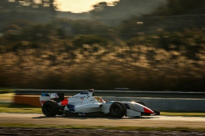 Jerez FV8 3.5 testing: GP3 regular Palou fastest on debut