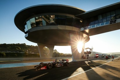 Pietro Fittipaldi tops day two of FV8 3.5 Jerez test
