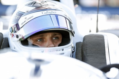 Max Chilton set for second IndyCar season with Ganassi in 2017