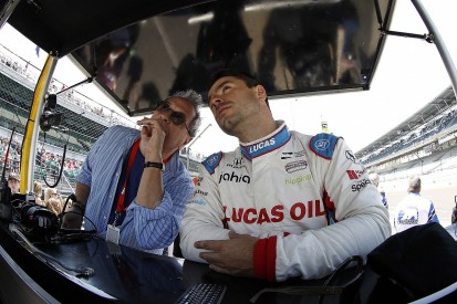 Oriol Servia back to IndyCar with Rahal for at least Indy 500