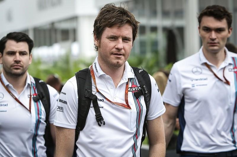 Williams Formula 1 team coy over Rob Smedley's 2017 position