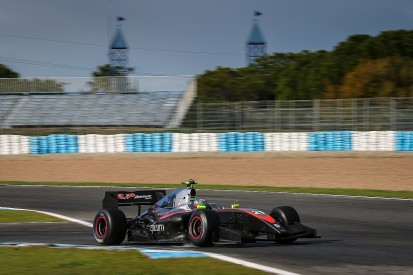 Jerez FV8 3.5 testing: Fioravanti leads Scott on opening day