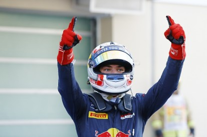 Red Bull's GP2 champion Gasly set for Super Formula season in 2017