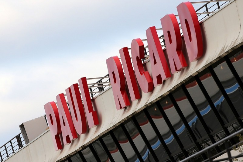 Formula 1's French GP to return at Paul Ricard in 2018