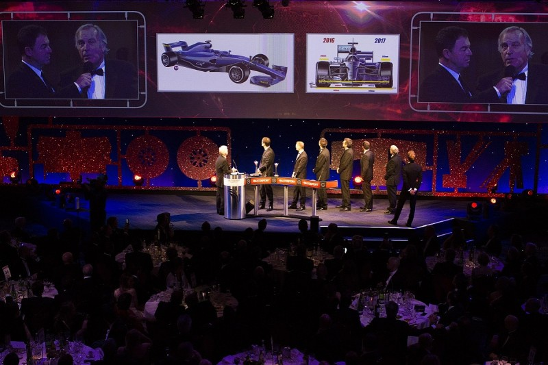 Autosport Awards 2016: Mercedes W07 wins Racing Car of the Year