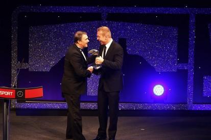 Autosport Awards 2016: Nigel Mansell wins Gregor Grant Award